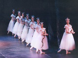 AB in Giselle, 1999